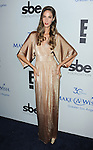 Emina Cunmulaj attends the Make A Wish 2013 Wishing Well Winter Gala, held at the Beverly Wilshire Hotel December 4, 2013