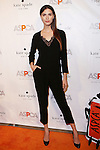Brazilian model Natalia Beber Attends The 2015 ASPCA Young Friends Benefit