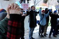Occupy Toronto, November 21, 2011