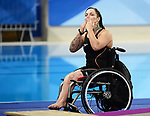 Krystal Shaw competes the para swimming at the 2019 ParaPan American Games in Lima, Peru-26aug2019-Photo Scott Grant