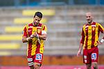 S&ouml;dert&auml;lje 2013-09-28 Fotboll Allsvenskan Syrianska FC - IF Brommapojkarna :  <br /> Syrianska 2 Suleyman Sleyman ser nedst&auml;md ut efter matchen<br /> (Foto: Kenta J&ouml;nsson) Nyckelord:  depp besviken besvikelse sorg ledsen deppig nedst&auml;md uppgiven sad disappointment disappointed dejected