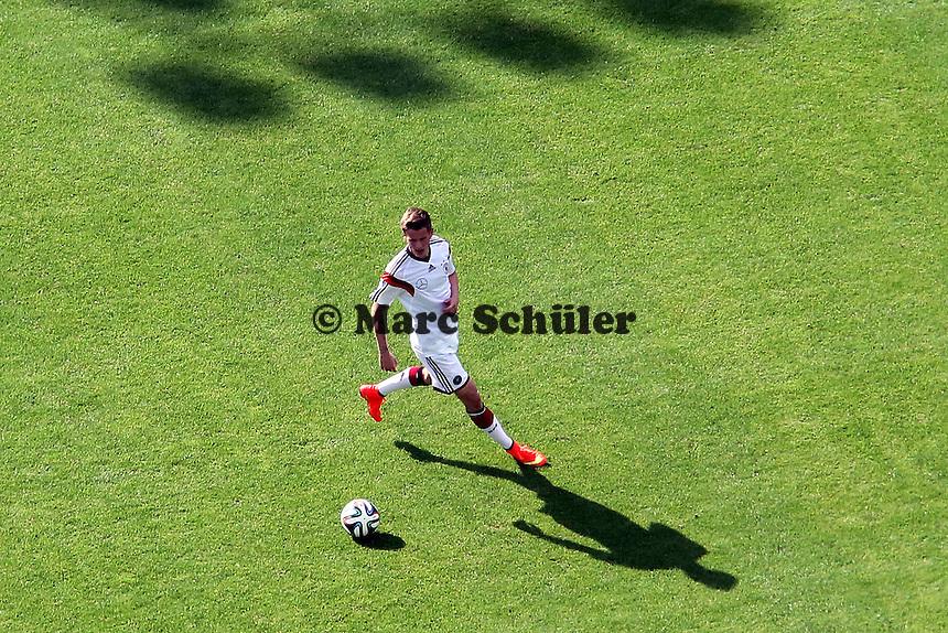 Erik Durm - Testspiel der Deutschen Nationalmannschaft gegen die U20 im Rahmen der WM-Vorbereitung in St. Martin