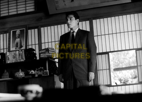 Eiji Okada<br /> in Hiroshima Mon Amour (1959) <br /> *Filmstill - Editorial Use Only*<br /> CAP/FB<br /> Image supplied by Capital Pictures