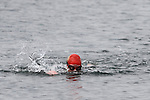 Fionnuala Ní Earcáin at the Green Buoy 1KM Swim in Clogherhead....(Photo credit should read Jenny Matthews/NEWSFILE)...