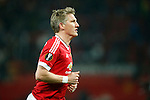 Bastian Schweinsteiger of Manchester United during the UEFA Europa League match at Old Trafford. Photo credit should read: Philip Oldham/Sportimage