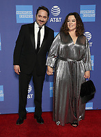 3 January 2019 - Palm Springs, California - Ben Falcone, Melissa McCarthy. 30th Annual Palm Springs International Film Festival Film Awards Gala held at Palm Springs Convention Center.            <br /> CAP/ADM/FS<br /> &copy;FS/ADM/Capital Pictures
