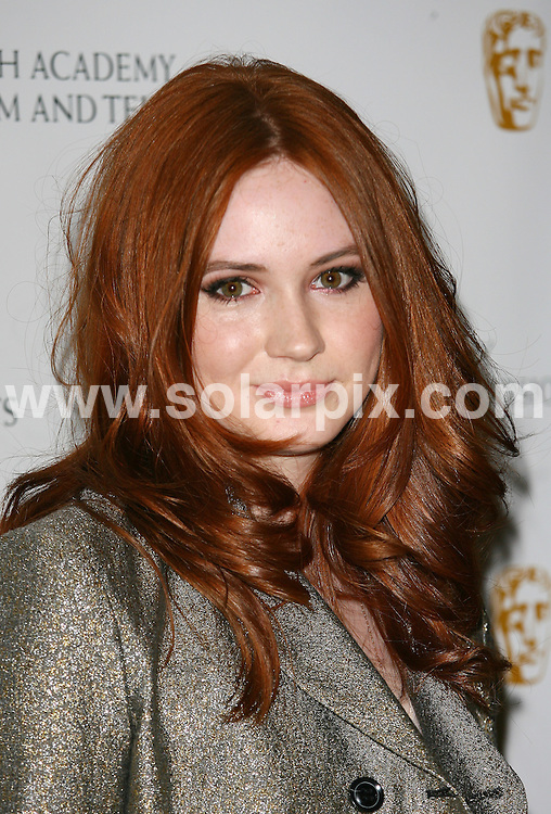 **ALL ROUND PICTURES FROM SOLARPIX.COM**.**WORLDWIDE SYNDICATION RIGHTS**.British Academy Television Craft Awards at the London Hilton, Park Lane in London.This pic:    Karen Gillan.JOB REF:    11302   LNJ     DATE:  23.05.10.**MUST CREDIT SOLARPIX.COM OR DOUBLE FEE WILL BE CHARGED**.**MUST NOTIFY SOLARPIX OF ONLINE USAGE**.**CALL US ON: +34 952 811 768 or LOW RATE FROM UK 0844 617 7637**