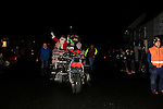 Santa arrives in Dunleer