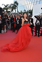 Regina Todorenko<br /> CANNES, FRANCE - MAY 11: ''Ash Is The Purest White' (Jiang Hu Er Nv)'during the 71st annual Cannes Film Festival at Palais des Festivals on May 11, 2018 in Cannes, France. <br /> CAP/PL<br /> &copy;Phil Loftus/Capital Pictures