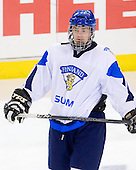 ? - Russia defeated Finland 4-0 at the Urban Plains Center in Fargo, North Dakota, on Friday, April 17, 2009, in their semi-final match during the 2009 World Under 18 Championship.