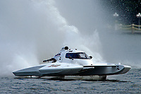 Bobby King, H-242    (H350 Hydro) (5 Litre class hydroplane(s)