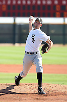 Steven Upchurch - Chicago White Sox - 2010 Instructional League.Photo by:  Bill Mitchell/Four Seam Images..