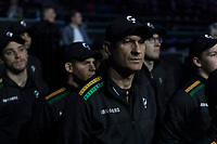 Rotterdam, The Netherlands, 14 Februari 2019, ABNAMRO World Tennis Tournament, Ahoy, Linesmen,<br /> Photo: www.tennisimages.com/Henk Koster