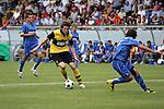 Hoffenheim 21.06.2008, Deutsche Meisterschaft der B-Junioren TSG 1899 Hoffenheim - Borussia Dortmund, Daniel Cinczek (Borussia Dortmund) l&auml;uft auf das Tor von Hoffenheim<br /> <br /> Foto &copy; Rhein-Neckar-Picture *** Foto ist honorarpflichtig! *** Auf Anfrage in h&ouml;herer Qualit&auml;t/Aufl&ouml;sung. Belegexemplar erbeten.
