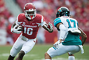 Coastal Carolina vs Razorback Football Game - November 4, 2017