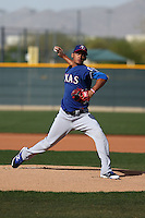 Jonathan Hernandez - Texas Rangers 2016 spring training (Bill Mitchell)