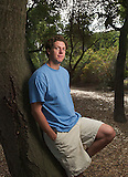 Nate Walton, Stanford student running for governor. Son of basketball player, Bill Walton.