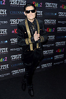 "LOS ANGELES - MAR 9:  Corey Feldman at the ""(My) Truth: The Rape of 2 Coreys"" L.A. Premiere at the DGA Theater on March 9, 2020 in Los Angeles, CA"