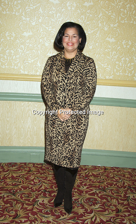 Debra Lee of BET ..at The New York Women in Film and Televison 25th Annual ..Muse Awards on December 13, 2005 at The New York Hilton Hotel. ..Photo by Robin Platzer, Twin Images
