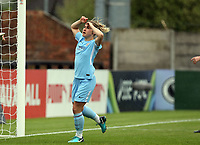 Izzy Christiansen of Manchester City Women during Arsenal Women vs Manchester City Women, FA Women's Super League FA WSL1 Football at Meadow Park on 12th May 2018