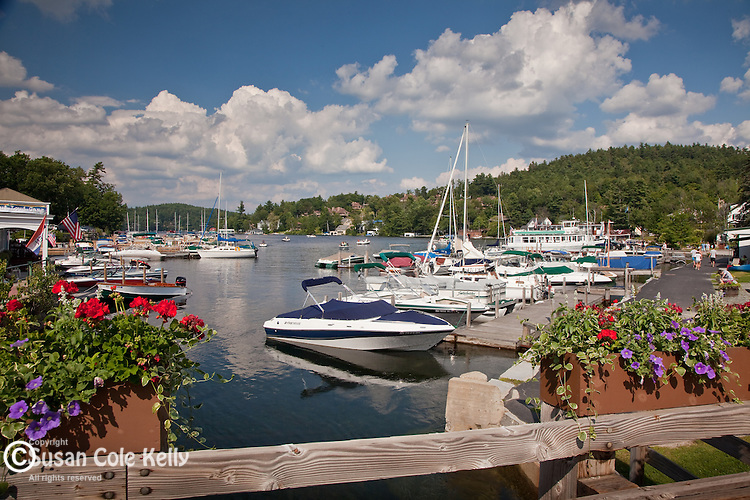 Sunapee Harbor in Sunapee, NH