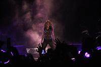 PORTO ALEGRE, RS, 24.10.2018 - SHOW-RS - A cantora colombiana Shakira durante show na Arena do Grêmio em Porto Alegre na noite desta terça-feira (23), (Foto: Naian Meneghetti/Brazil Photo Press)