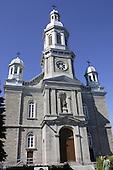 Eglise de la Paroisse St-Louis de France, Terrebonne Quebec, Historic monument