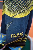 27-05-13, Tennis, France, Paris, Roland Garros, Towel