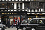 Staple Inn, Holborn, London, England