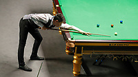 28th November 2019; York, England; Xiao Guodong of China competes during the Snooker UK Championship 2019 first round match with Rod Lawler of England in York - Editorial Use