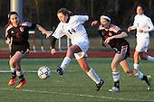 Troy at Utica Eisenhower, Girls Varsity Soccer, 3/20/15
