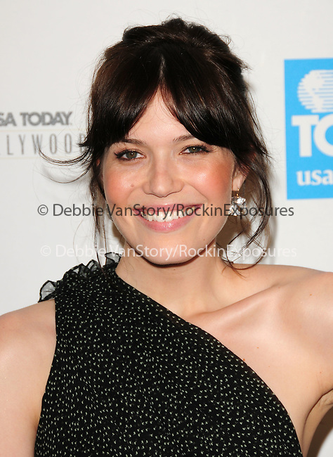 Mandy Moore Adams at The 4th annual USA TODAY Hollywood Hero Award Gala honoring Ashley Judd held at The Montage Beverly Hills in Beverly Hills, California on November 10,2009                                                                   Copyright 2009 DVS / RockinExposures