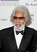Sonny Rollins arrives for the formal Artist's Dinner honoring the recipients of the 2011 Kennedy Center Honors hosted by United States Secretary of State Hillary Rodham Clinton at the U.S. Department of State in Washington, D.C. on Saturday, December 3, 2011. The 2011 honorees are actress Meryl Streep, singer Neil Diamond, actress Barbara Cook, musician Yo-Yo Ma, and musician Sonny Rollins..Credit: Ron Sachs / CNP