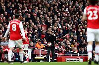 7th March 2020; Emirates Stadium, London, England; English Premier League Football, Arsenal versus West Ham United; Arsenal Manager Mikel Arteta