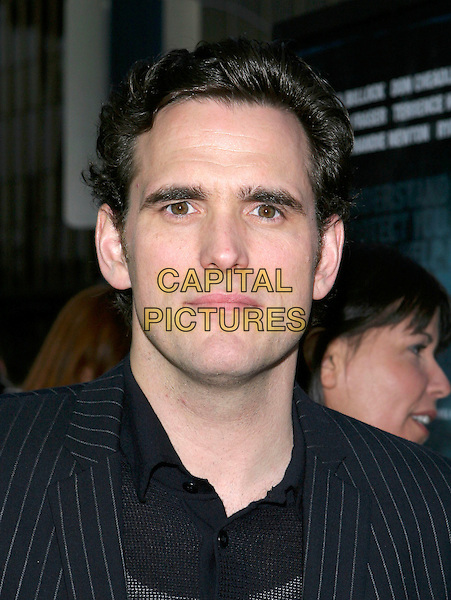 "MATT DILLON.The Los Angeles Premiere of ""Crash"" held at The Academy of Motion Picture Arts and Sciences, Beverly Hills, California, USA, 26 April 2005..portrait headshot.Ref: ADM.www.capitalpictures.com.sales@capitalpictures.com.©Jacqui Wong/AdMedia/Capital Pictures."
