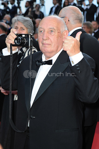 Raymond Depardon at the &acute;Mal de Pierres` screening during The 69th Annual Cannes Film Festival on May 15, 2016 in Cannes, France.<br /> CAP/LAF<br /> &copy;Lafitte/Capital Pictures /MediaPunch ***NORTH AND SOUTH AMERICA ONLY***
