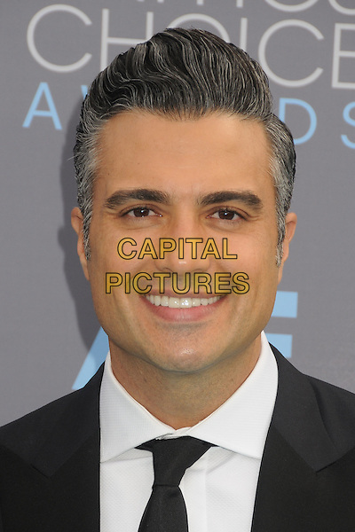 17 January 2016 - Santa Monica, California - Jaime Camil. 21st Annual Critics' Choice Awards - Arrivals held at Barker Hangar. <br /> CAP/ADM/BP<br /> &copy;BP/ADM/Capital Pictures