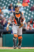 at Minute Maid Park on February 28, 2014 in Houston, Texas.  The Bearkats defeated the Horned Frogs 9-4.  (Brian Westerholt/Four Seam Images)