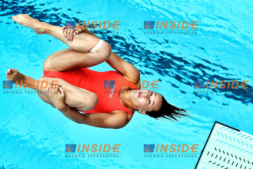 JANSEN Inge NED <br /> 3m Springboard Women Semi-Final - Trampolino 3m Donne Semifinale <br /> Bolzano 02-08-2014 <br /> 20 Fina Diving Grand Prix <br /> Photo Andrea Staccioli/Insidefoto