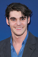"HOLLYWOOD, LOS ANGELES, CA, USA - APRIL 29: RJ Mitte at the Los Angeles Premiere Of TriStar Pictures' ""Mom's Night Out"" held at the TCL Chinese Theatre IMAX on April 29, 2014 in Hollywood, Los Angeles, California, United States. (Photo by Xavier Collin/Celebrity Monitor)"