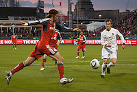 Toronto FC vs FC Edmonton - May 4, 2011