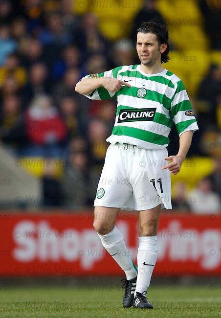 Paul Hartley, Celtic.stock season 2006-2007.pic willie vass