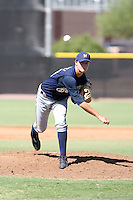 Jake Odorizzi - Milwaukee Brewers - 2010 Instructional League.Photo by:  Bill Mitchell/Four Seam Images..