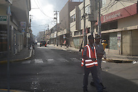 Huelga General de Transportes en la Ciudad de Santiago de los Caballeros.