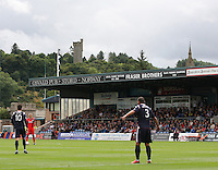 Ross County v St Mirren 240813