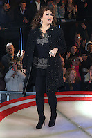 Nadia Sawalha at the Celebrity Big Brother series launch - Arrivals<br /> Borehamwood. 07/01/2015  Picture by: James Smith / Featureflash