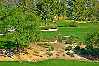 Golf Course, Hazards, Traps and Fairway, Indian Wells, Ca, Golf, Driving Range, rolling fairways, beautiful greens, natural settings