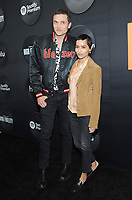 """NEW YORK, NEW YORK - FEBRUARY 13:  Zoe Kravitz and Karl Glusman attends the """"High Fidelity"""" New York Premiere at The Metrograph on February 13, 2020 in New York City.<br />    <br /> CAP/MPI/JP<br /> ©JP/MPI/Capital Pictures"""