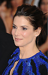 LOS ANGELES, CA. - January 23: Sandra Bullock arrives at the 16th Annual Screen Actors Guild Awards held at The Shrine Auditorium on January 23, 2010 in Los Angeles, California.
