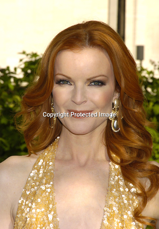 Marcia Cross ..at The ABC Upfront Announcement of Their Fall Schedule on May 17, 2005 at Lincoln Center...Photo by Robin Platzer, Twin Images
